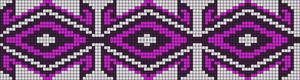 Alpha pattern #13170