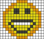 Alpha pattern #13180