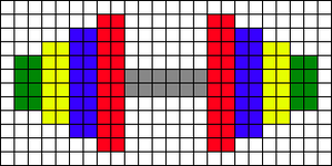 Alpha pattern #13185