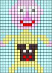 Alpha pattern #13189