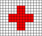 Alpha pattern #13190