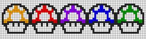 Alpha pattern #13193