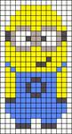 Alpha pattern #13203