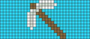 Alpha pattern #13207
