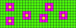 Alpha pattern #13209