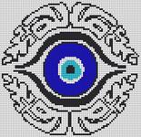 Alpha pattern #13212