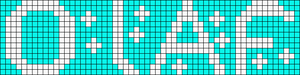 Alpha pattern #13223