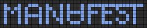 Alpha pattern #13225