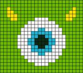 Alpha pattern #13227