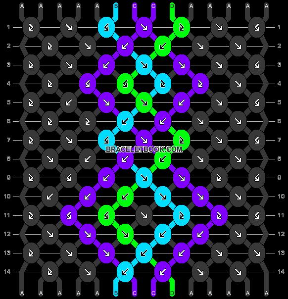 Normal pattern #13232 pattern