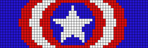 Alpha pattern #13233