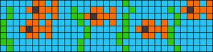 Alpha pattern #13235