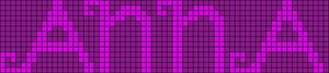 Alpha pattern #13237