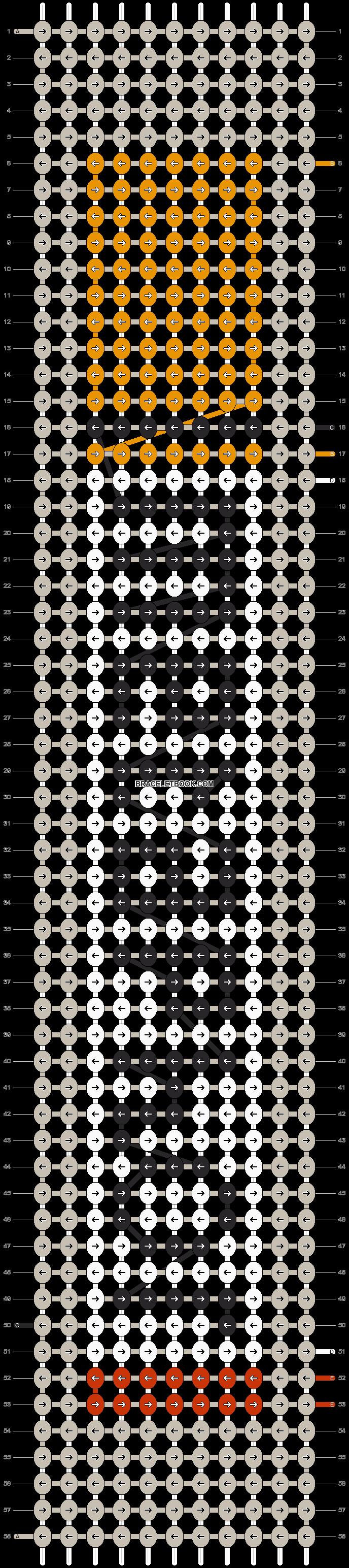 Alpha pattern #13241 pattern