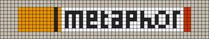 Alpha pattern #13241