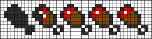 Alpha pattern #13248