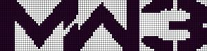 Alpha pattern #13261