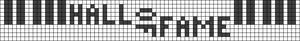 Alpha Friendship Bracelet Pattern #13267