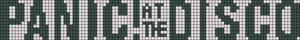 Alpha pattern #13284