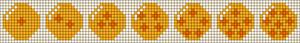 Alpha Friendship Bracelet Pattern #13285