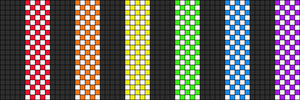 Alpha pattern #13286