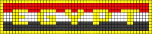 Alpha pattern #13287