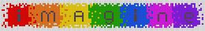 Alpha pattern #13288