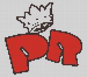Alpha pattern #13290