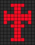 Alpha pattern #13294