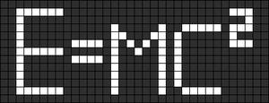 Alpha pattern #13297