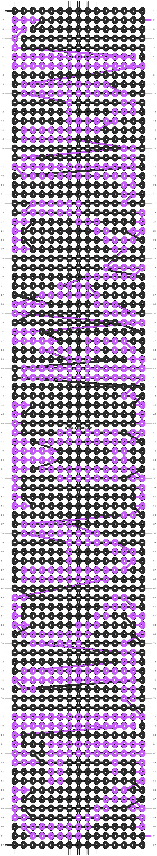 Alpha pattern #13299 pattern