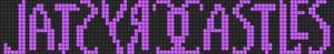 Alpha pattern #13299