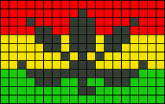 Alpha pattern #13310
