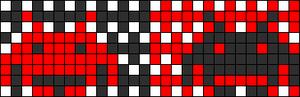 Alpha pattern #13311