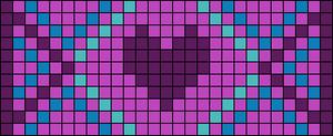 Alpha pattern #13312