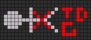 Alpha pattern #13313