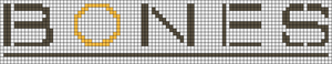 Alpha pattern #13320
