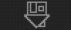 Alpha pattern #13326
