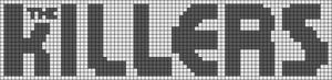 Alpha Friendship Bracelet Pattern #13331