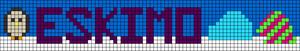 Alpha Friendship Bracelet Pattern #13337