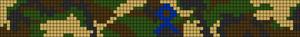 Alpha Friendship Bracelet Pattern #13342