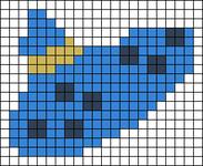Alpha pattern #13350