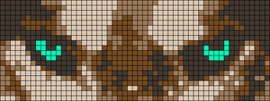 Alpha Friendship Bracelet Pattern #13352