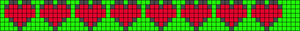 Alpha pattern #13355