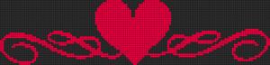 Alpha Friendship Bracelet Pattern #13357
