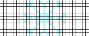 Alpha pattern #13359