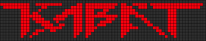 Alpha pattern #13372