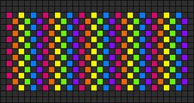 Alpha pattern #13381