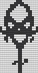 Alpha Friendship Bracelet Pattern #13383