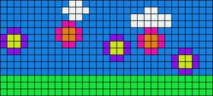 Alpha pattern #13391